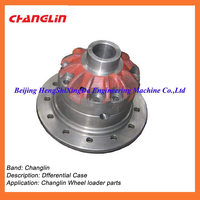 spare parts for changlin wheel loader differential case changlin parts