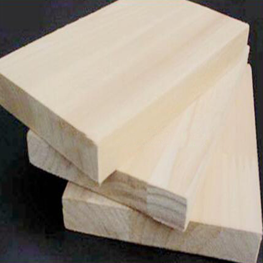 paulownia wood finger joint board made in China