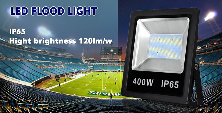 projecteur led 120lm/w smd2835 50w 100w 200w 300w led floodlight ip66