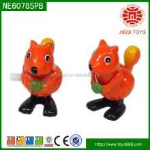 New products wind up squirrel toy for kids