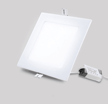 led light led panel square circle 3-24 <strong>w</strong> with CE certification no flash warranty three years