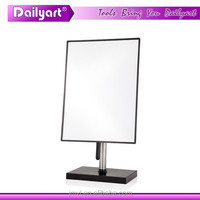 2015 newest simple Gift dressing table mirror with lights