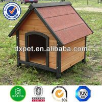 Arf Frame Dog House with Natural Frame DXDH011