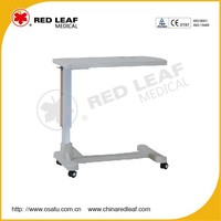 OST-M02 Durable Overbed Adjustable Table