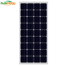 solar fotovoltaic solar panel 100wp 36cells all black solar module