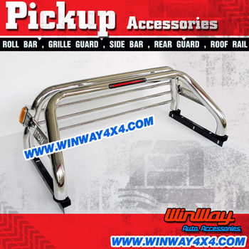 SSANGYONG ACTYON SPORT ROLL BAR PICK UP ACCESSORIES