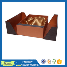 Popular branded alibaba china paper watch packing box