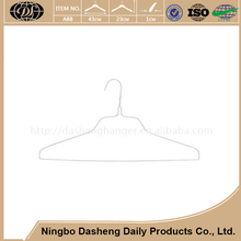 "China Wholesale Custom Laundry Products Shirt Wire Hanger 18"" Laundry Hanger"