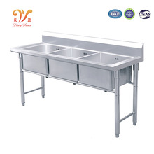 Stainless Steel kitchen washing basin for restaurant
