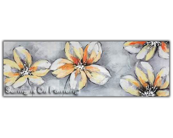 new design famous orchid flower painting