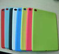 Ultra Thin Protector Cover For ipad air2 protective case TPU soft outlets case for ipad 6 mattress silicone cover
