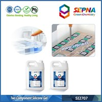 SI2707 chemical media resistance silicone rubber adhesive sealant