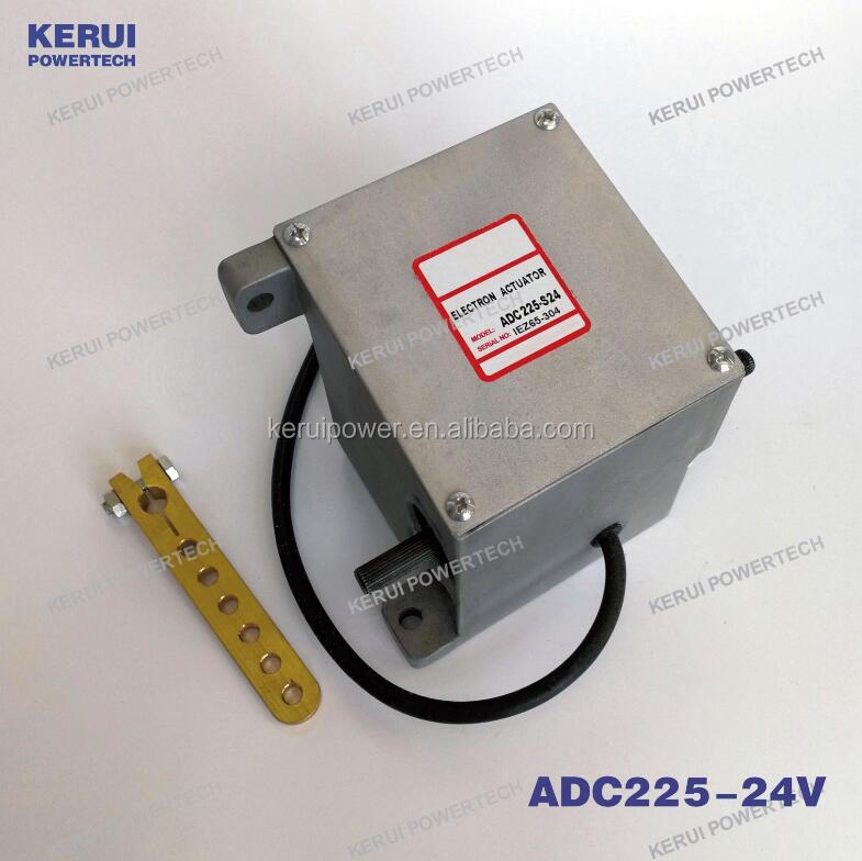 24V Electronic Actuator ADC225-24V For Diesel Generator