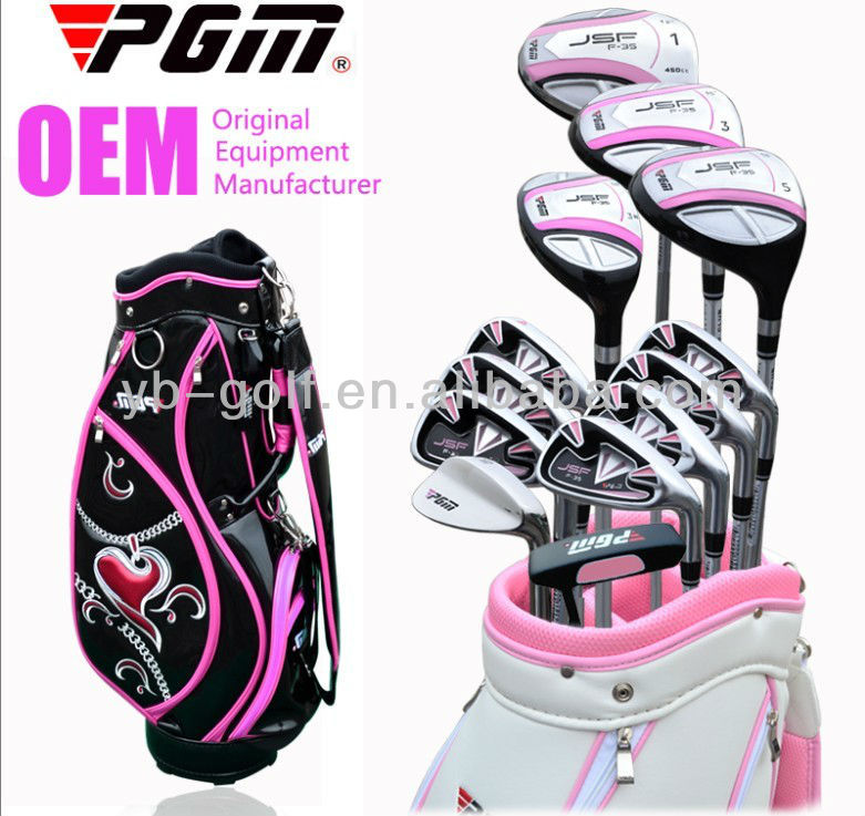 PGM Good Quality Lady Golf Clubs With Golf Bag