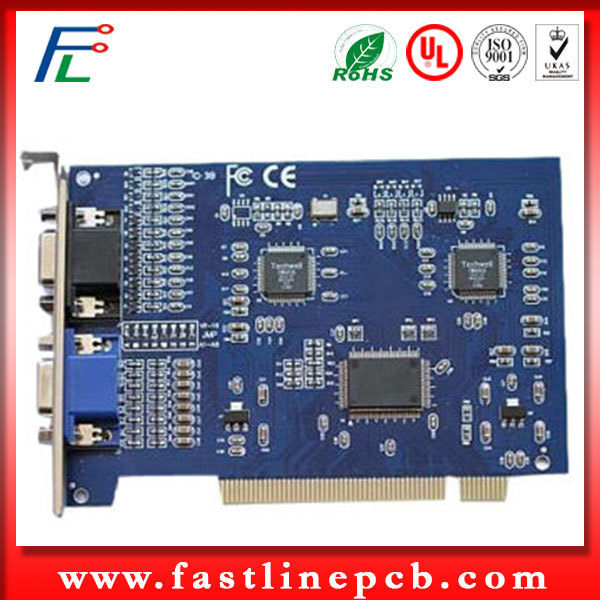 Fast turn BGA PCBA and PCB assembly prototype