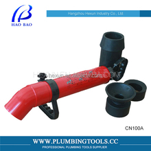 10A High Pressure Cleaner Manual Pipe Drain Cleaning Equipment