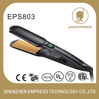 Digital hair straightener salon hair flat iron Professional EPS803