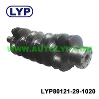 Crankshaft for engine parts for MAZDA/KIA JT OK75A11301