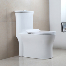 European Standard Decoration One Piece Diamond Toilet Set