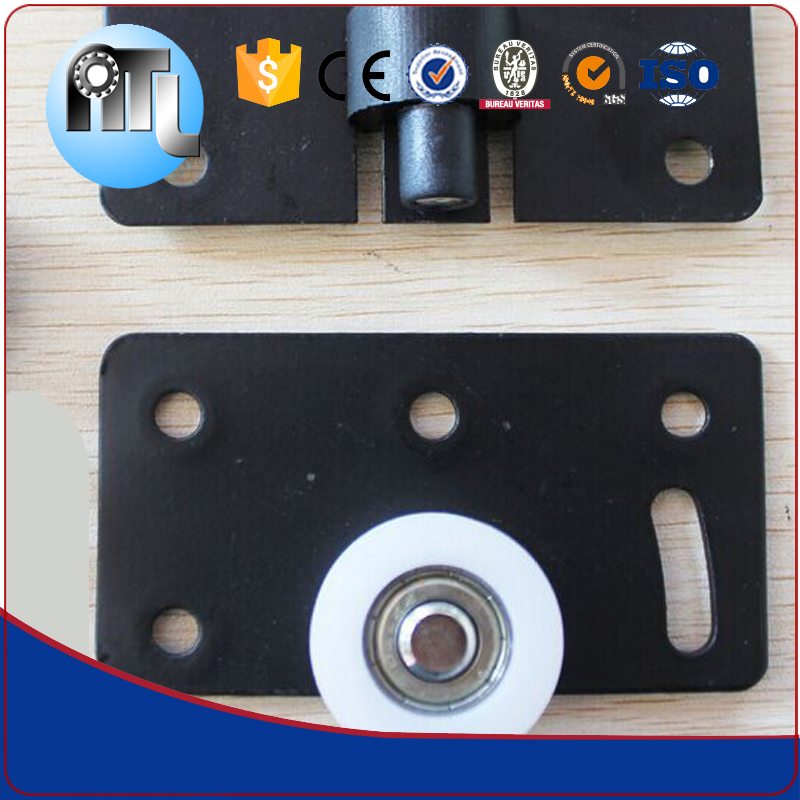 high quality full set sliding door pulley bearing for Wardrobes sliding door