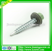 Screw for drywall screw washer for sawing machine