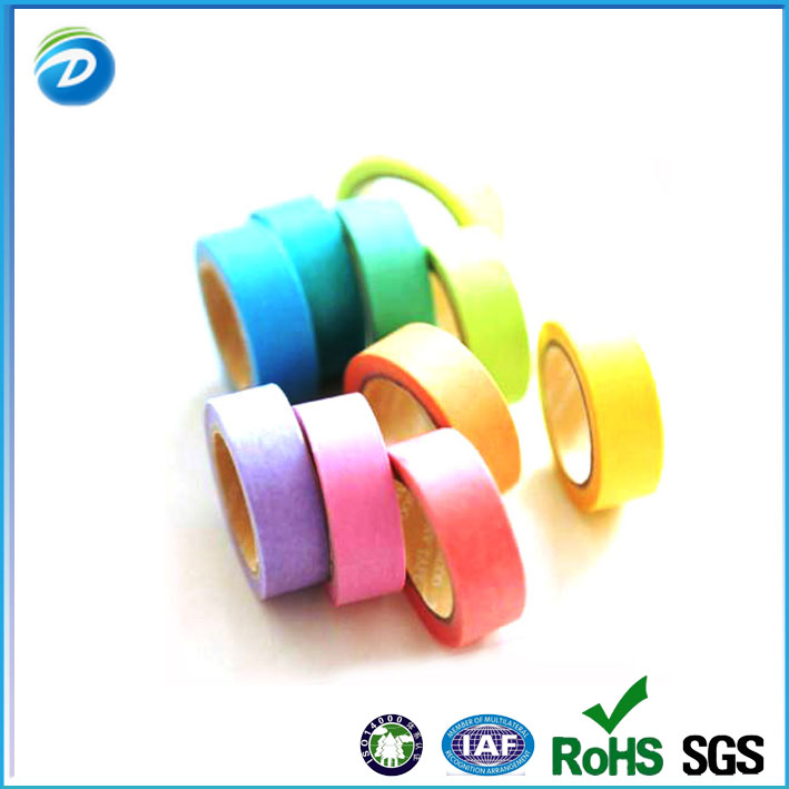 Cheap Big Roll Masking Tape automotive masking tape for Car Painting