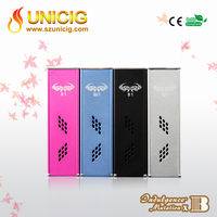 Newest US Design GreenSound Perfume Authentic Kratos Box Mod Indulgence Pandora Vapor Mod in Stock