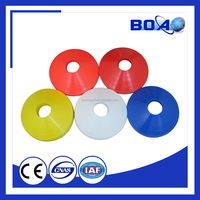 2 inch soccer equipment field disc cones
