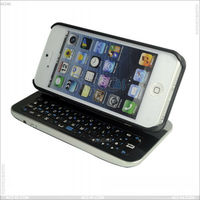Alibaba in Russian Separable Wireless Bluetooth Keyboard for iPhone 5 Case P-IPH5BLUEKB003