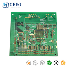 High Quality 94V0 ROHS UL American/Canada Immersion Gold/Silver/Tin Asic Miner PCB Fabrication In China