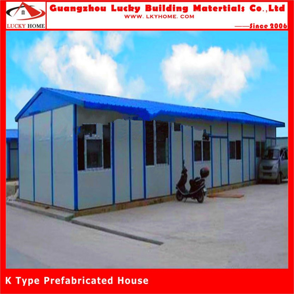 China Manufactured Ready made prefab homes for costa rica