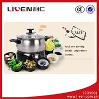 Stainless Steel Electric Chaffy Dish of HG-200F