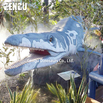 Water Park High Simulation Big Size Robot Fish Model