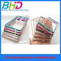 High quality cover case for samsung galaxy grand prime note 4 aluminum case