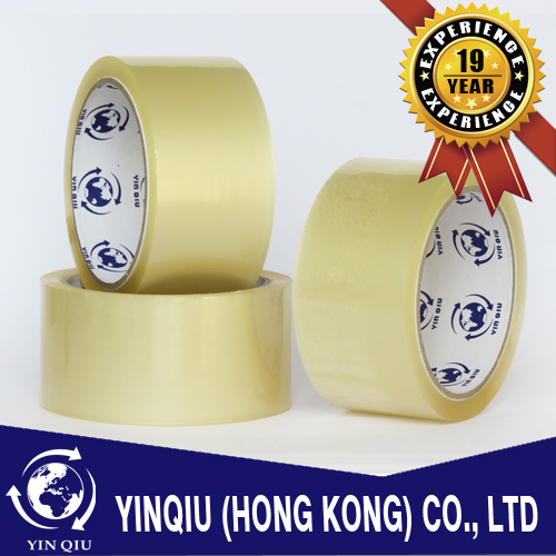 [Manufacturers] Durable Viscosity clear bopp seal tape