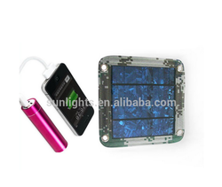 10W small solar panel/folding solar panel bag/solar charger power bank for mobile phone