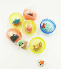 2017 innovition products Japan gashapon capsule toys with 2 inch capsule