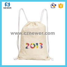Funky fashion high quality colorful promotional wholesale custom drawstring ice skating backpack bag