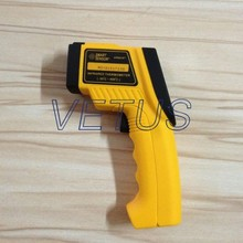 AR862A+ new design portable gun type infrared thermometer with temperature range -50~900C
