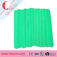 12pcs Nail File Manicure Pedicure Buffer Sanding Files Crescent Sandpaper Grit Nail Art Tool Wholesale free shipping
