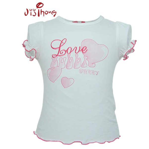 new 2015 Cute baby girl t shirts kid wear direct buy china