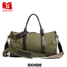 2017 Weekender Overnight Shoulder Handbags Canvas Gym Sport Duffel Bags