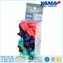 hot sell and wholesale fabric hair bow tie for kids