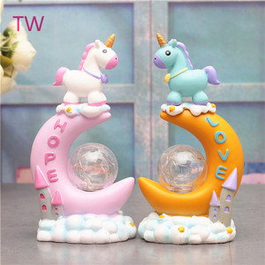 indonesian best selling 2019 arts and gifts crafts stocks free sample wholesale cartoon funny unicorn toys for girls 028