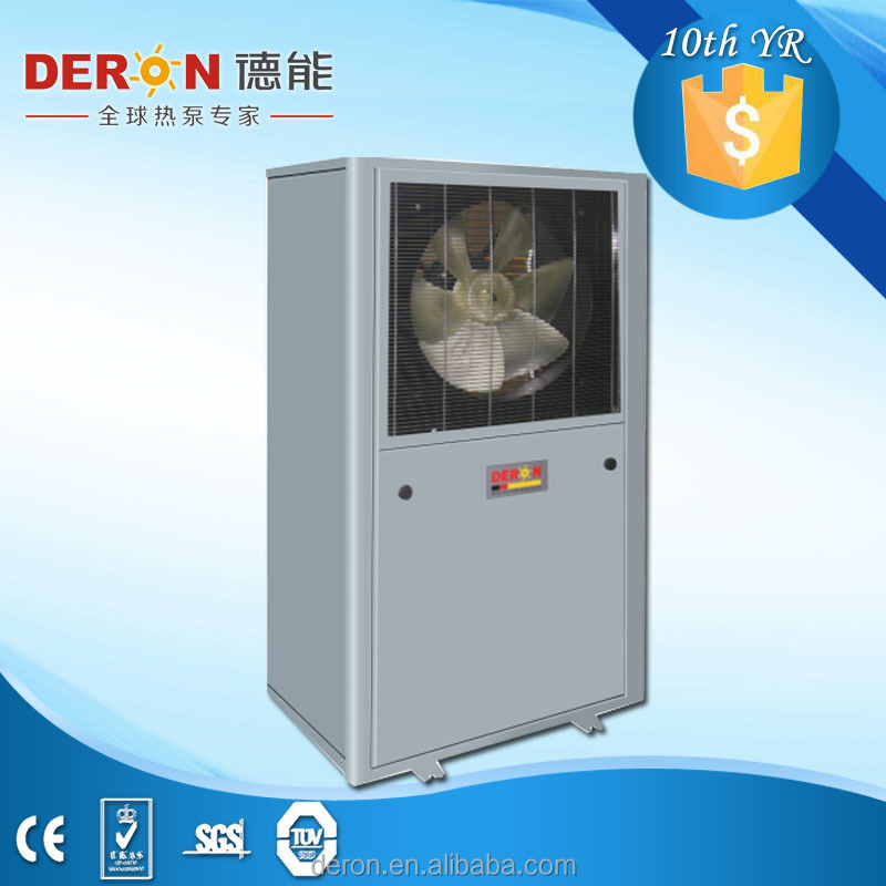 Deron EVI Heat Water Heat Pump Good to Russia and North Europe