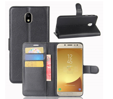 China Supplier Cell Phone Case For Samsung Galaxy J7 Pro Leather Wallet Case