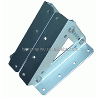 ADJUSTABLE ANGLE BRACKETS FOR SAILING BOATS FOR BOAT SHIP MARINE