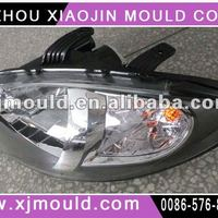 OEM Supplier Plastic Lamp Mould Injection