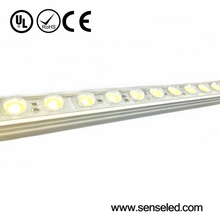24V 4.5W 18LED 288LM Per Foot 80RA CRI Warm White Waterproof IP68 3000K LED Bar Table