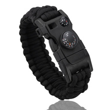 BRA01B Wholesale Paracord Bracelet Manufacturer,550 Paracord Bracelet Survival